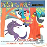 PROKOFIEV:PETER AND THE WOLF; LT. KIJE