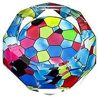 berteri装飾クリスタル灰皿、ホームデコレーション、Office Supplies、カラフルな灰皿Greatギフト2sizes 3.9