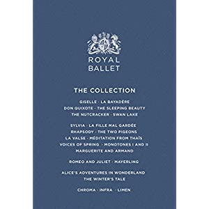 Royal Ballet Collection [Blu-ray] [Import]