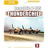 Republic F-105 Thunderchief (Yellow)