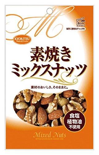 共立食品 素焼き ミックスナッツ