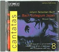 Bach: Cantatas, Vol. 8 (1998-11-01)