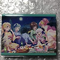コミケ C96 BanG Dream! 若宮イヴ 丸山彩 ガールズバンドパーティ バンドリ スクエアバッジ cmk0382
