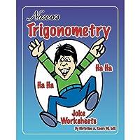 Nasco TB24448T Trigonometry Joke Worksheets 48-Page Book Grades 9+ [並行輸入品]