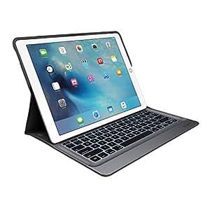 Logicool ロジクール CREATE iPad Pro 12.9インチ(第1世代) 用 キーボードケース Smart Connector(スマートコネクター) 搭載 バックライト付き Ik1200