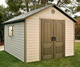 Lifetime 6000510' x 8' Side Entry Garden Shed
