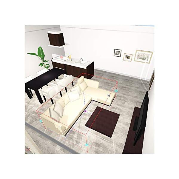 3Dマイホームデザイナー12 グラフィックパックの紹介画像5