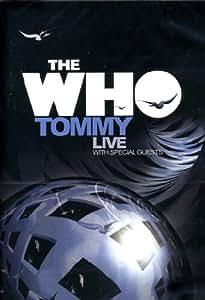 Tommy Live [DVD] [Import]