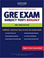 Kaplan GRE Exam Subject Test: Biology (Kaplan Gre Biology)