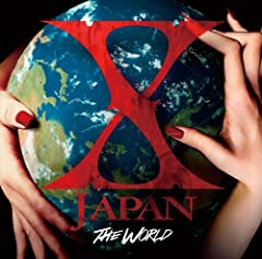 X JAPAN「Without You (LIVE VERSION)」のCDジャケット