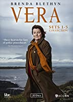 Vera: Collection 1-5 [DVD] [Import]