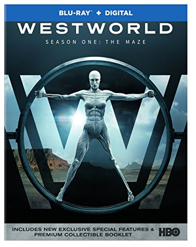 Westworld: The Complete First Season (BD) [Blu-ray]