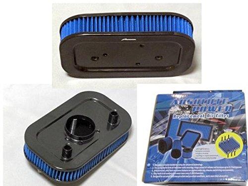 SIMOTA スポーツスター XL883 XL1200(04-13)純正交換タイプ高効率エアフィルター (ハイフロー) 吸気効率UP! XLH XL OHD-8834