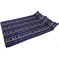 AMBI(アンビ) ネイティブ柄 エアーマット ダブル 枕付き