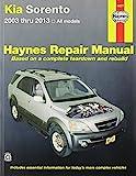 Kia Sorento, '03-'13 (Haynes Automotive)