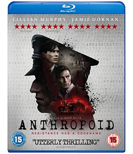 ANTHROPOID [Blu-ray]の詳細を見る