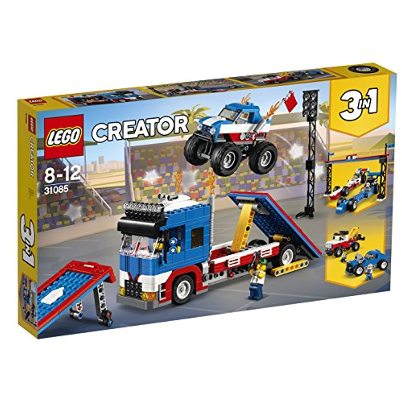 レゴ(LEGO)クリエイター スタントトラック (モジュール式) 31085