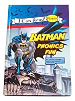 "DC Comics I Can Read Phonics Hardcover Edition ~ 12 Educational Readers in 1 (First Edition; 6.4"" x 9.25"" x 0.6""; Features Short and Long Vowels)"