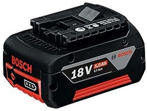 BOSCH(ボッシュ) 18V5.0Ahリチウムイオンバッテリー A1850LIB