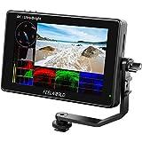 FEELWORLD LUT7 7 Inch Ultra Bright 2200nit Touch Screen Camera DSLR Assist Field Monitor 3D Lut Waveform Vectorscope Automati