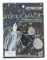 エンジン(ENGINE) ルアー ストライクマジック1/2DC #01パーフェクトホワイト.