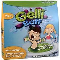 Gelli Baff 600g Swamp Twin Pack (Green) [並行輸入品]