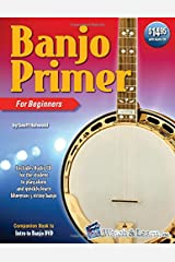 Banjo Primer (Book & audio CD): Deluxe Edition Paperback