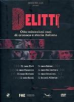 Delitti Cofanetto (8 Dvd) [Italian Edition]