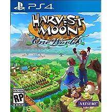 HARVEST MOON: ONE WORLD - PlayStation 4