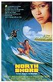 North Shore映画ポスター(1987?) スタイルA???(Matt Adler) (Nia Peeples) (ジョン・Philbin) (Gregory Harrison) (Christina Raines) 36 inch x 24 inch