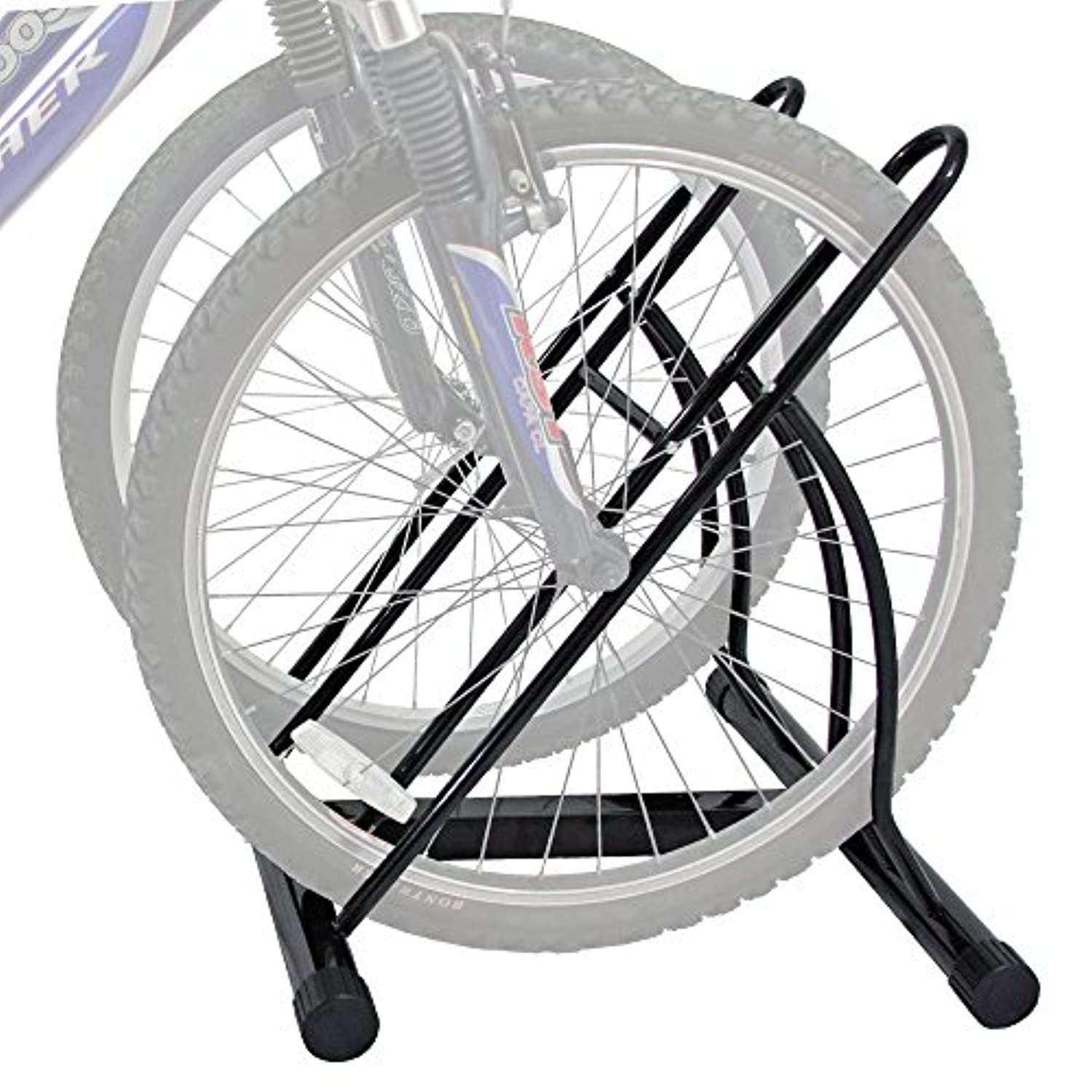 2-Bike Indoor Bicycle Floor Stand by Rage Powersports