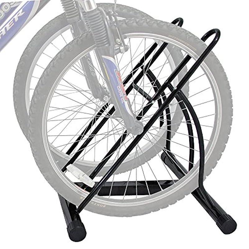 適応ファセットトレーダー2-Bike Indoor Bicycle Floor Stand by Rage Powersports