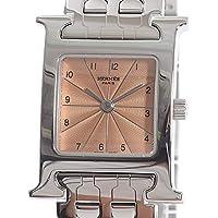 [エルメス]HERMES 腕時計 Hウォッチ HH1.210 中古[1309741] オレンジ 付属:メーカー付属品なし *当店オリジナルBOX付