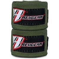 Revgear Elastic Handwraps (Army, 180-Inch)