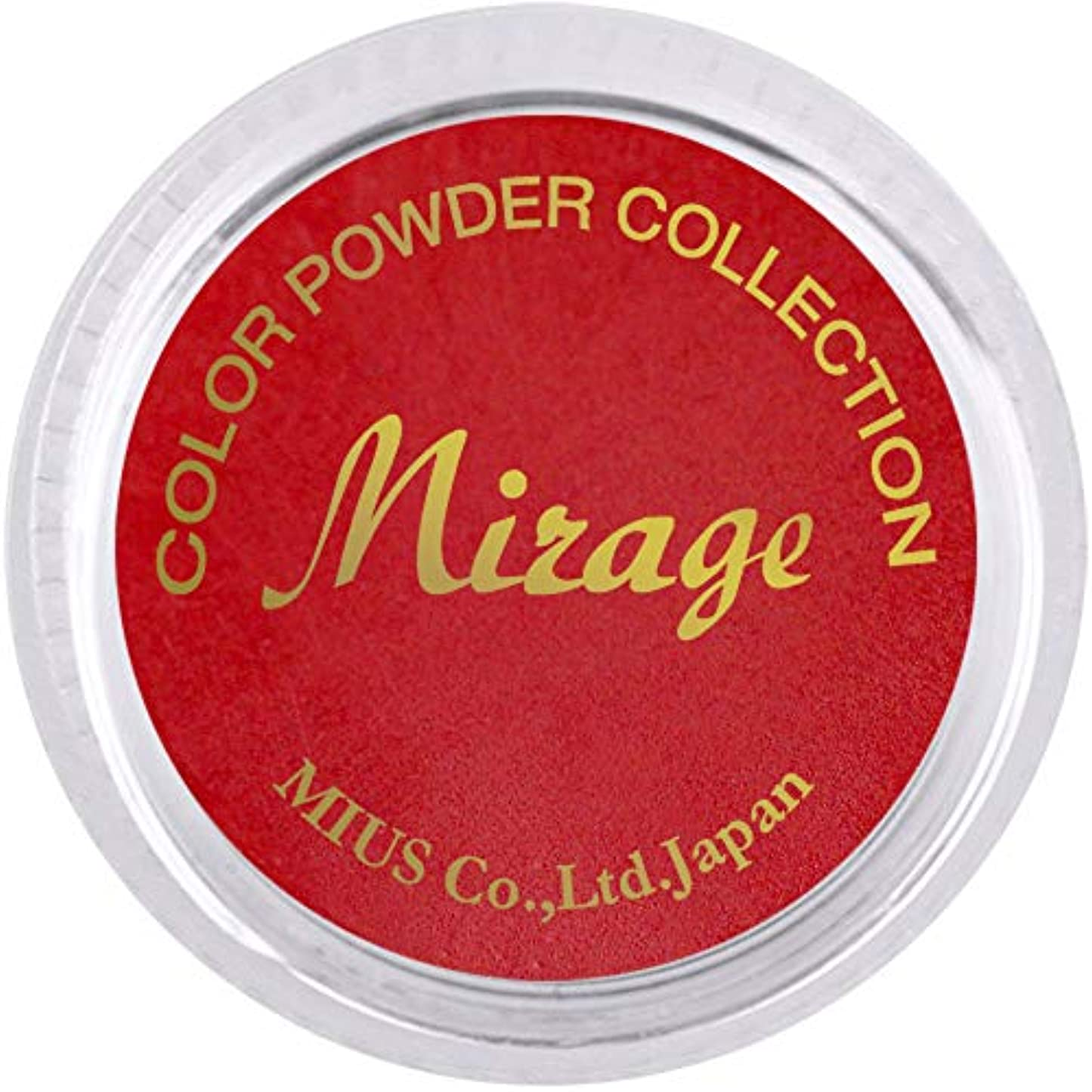 国歌世界の窓保証金Mirage カラーパウダー7g N/SWC8