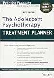 The Adolescent Psychotherapy Treatment Planner: Includes DSM-5 Updates (PracticePlanners) 画像