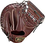 ゼット(ZETT) 硬式野球 キャッチャーミット プロステイタス 右投げ用 チョコブラウン(3700A) 日本製 BPROCM620