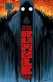 [Arcudi, John]のRumble Vol. 1: What Color Of Darkness