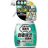 クルマの消臭力 新車復活消臭剤 クルマ用消臭剤 ミントの香り 250ml