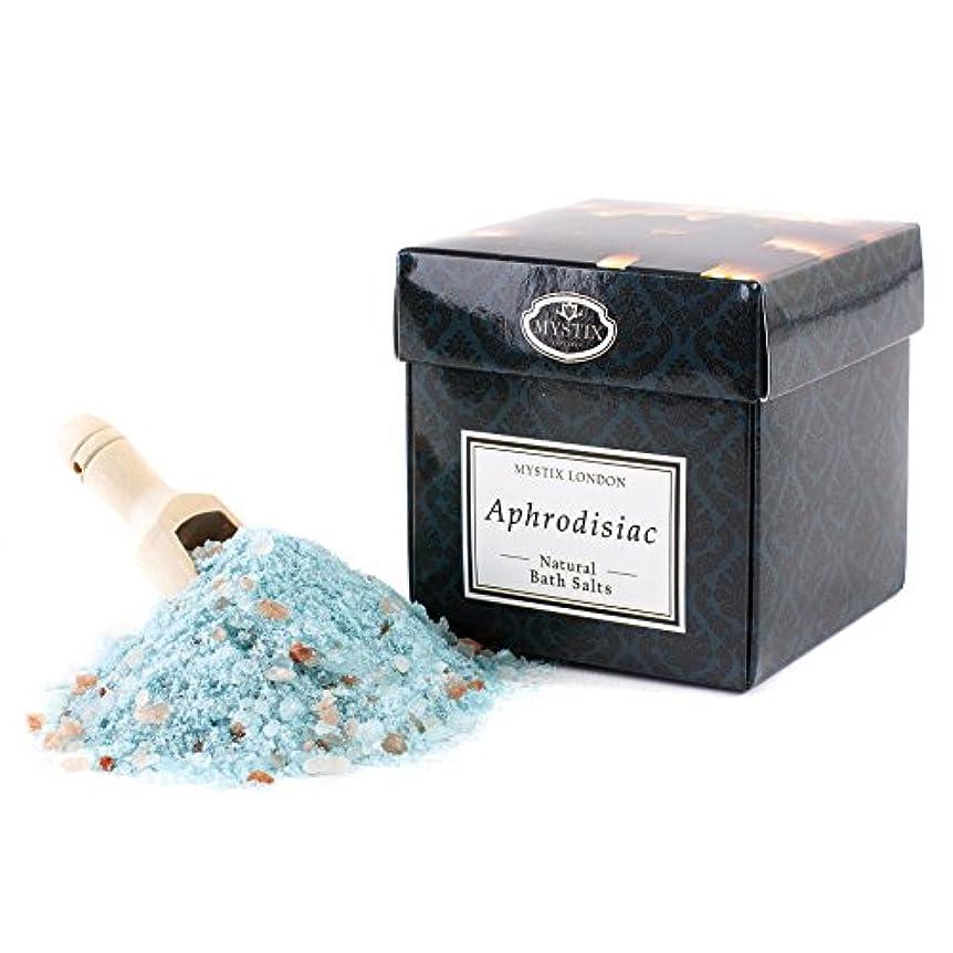 思い出させるまたチャネルMystix London | Aphrodisiac Bath Salt - 350g
