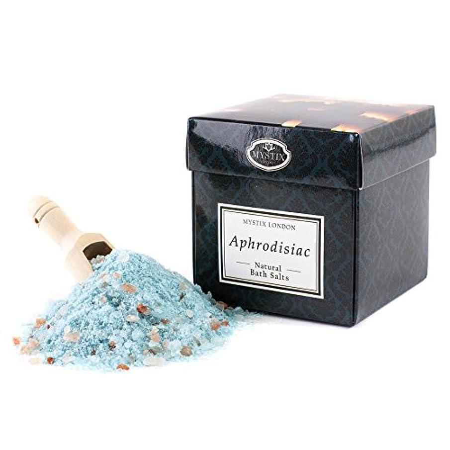 フォーラム再生可能招待Mystix London | Aphrodisiac Bath Salt - 350g