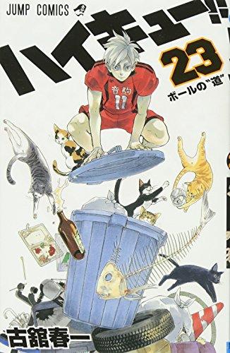 ハイキュー!! 23 (ジャンプコミックス)の詳細を見る