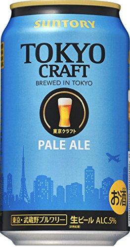 TOKYO CRAFT (東京クラフト) ペールエール 350mlの詳細を見る