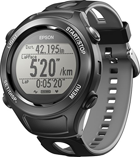 [エプソン リスタブルジーピーエス]EPSON Wristable 腕時計 GPS機能 ランニング SF-120Bの詳細を見る