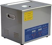Roamntic桜 超音波クリーナー 超音波洗浄器 10リットル デジタル表示 JPS-40A