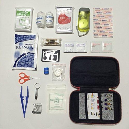 パラディニア(Paladineer)ファーストエイドキット 緊急応急セット 防災セット 救急箱 応急処置17種類セット