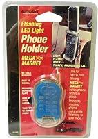 Mega Magnet-Flashing LED Light-Phone Holder-13-1500 by Auto Logic
