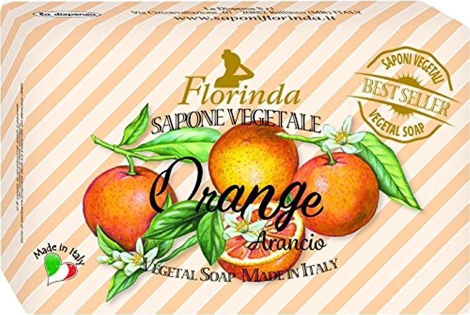 素朴な不当モニターフレグランスソープ ベストセラーシリーズ オレンジ