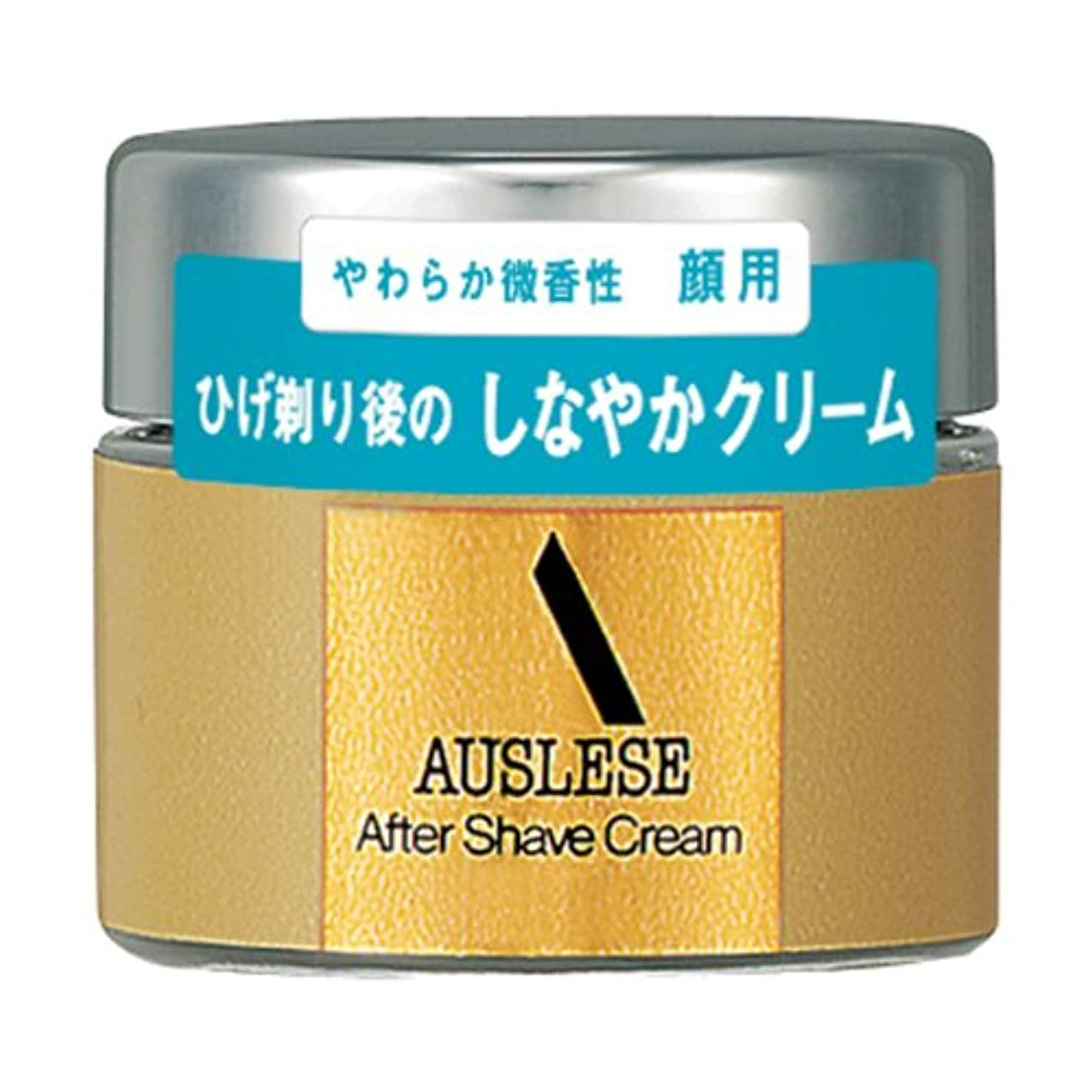 安心災害判決アウスレーゼ アフターシェーブクリームNA 30g 【医薬部外品】