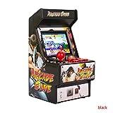 uzinby 携帯型ゲーム機 ミニゲーム機 携帯ゲーム機 レトロアーケード ポータブルゲーム機 レトロアーケードマシン 2.8インチ 面白い 持ち運びやすい 誕生日プレゼント